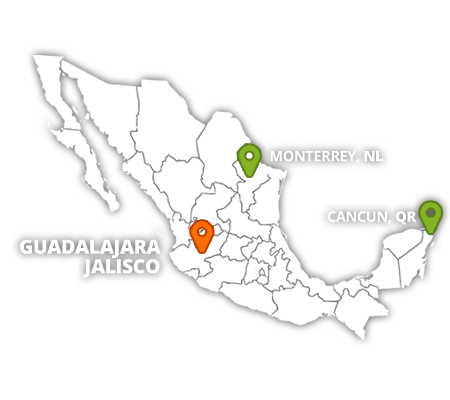 Centro de Distribición Occidente-Bajío